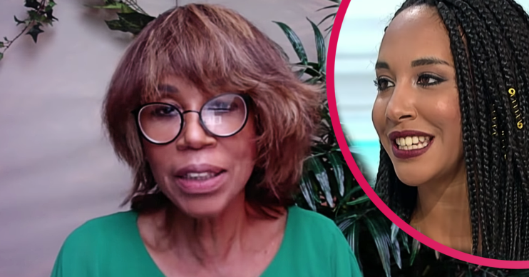 Trisha Goddard feared she had passed on AIDs to her daughter