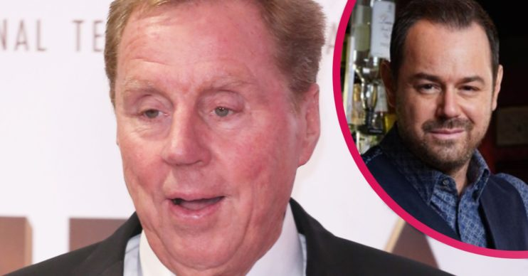 harry redknapp joining eastenders