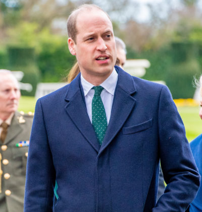 Prince William is said to be furious with Harry and Meghan