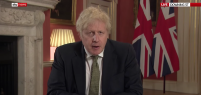 Boris Johnson to announce schools reopening and funds for catch-up lessons