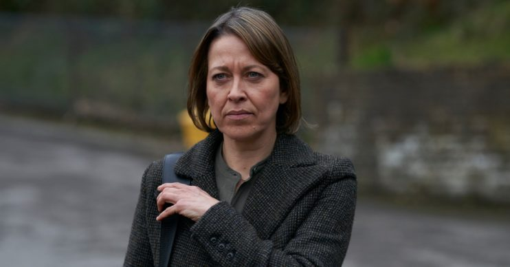 Nicola Walker as Cassie in Unforgotten