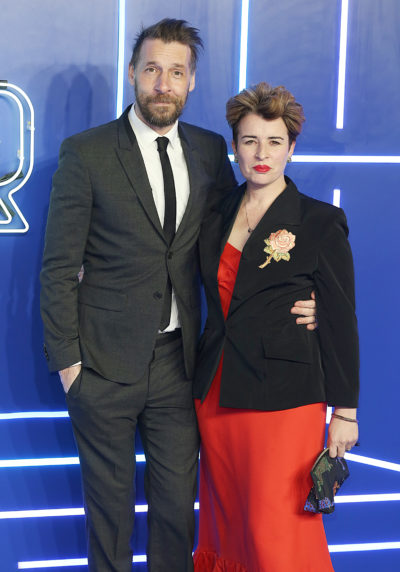Susan Lynch and her husband Craig Parkinson