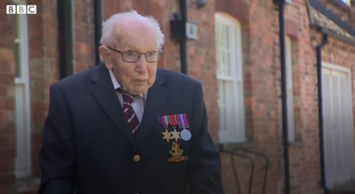Captain Sir Tom Moore's funeral details have been released