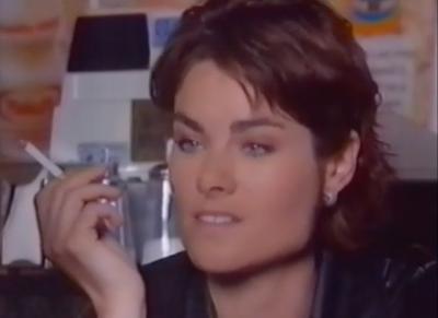 Janet Dibley in EastEnders as Lorna Cartwright