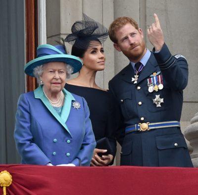 Meghan and Harry latest news