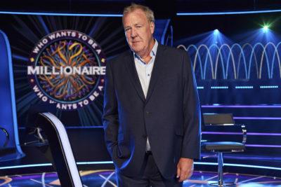 Jeremy Clarkson on millionaire