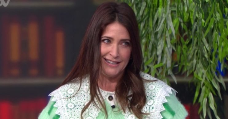 Lisa Snowdon outfit today