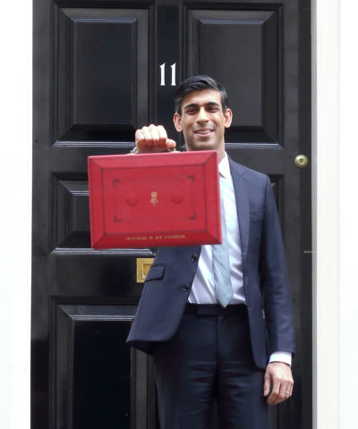 rishi with his red briefcase