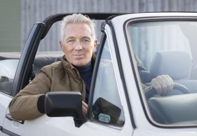 Martin Kemp stars in McDonald & Dodds on ITV1