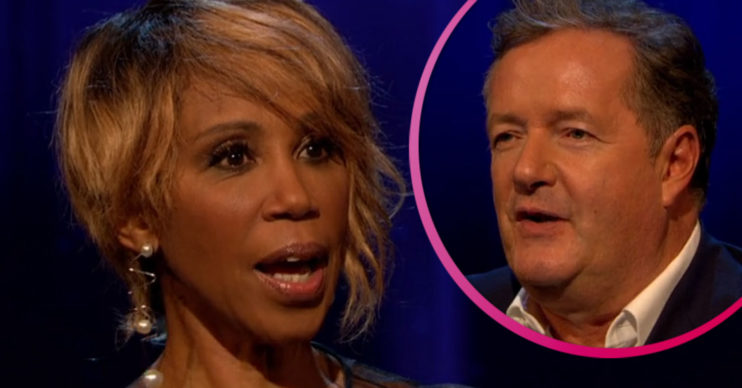 Trisha Goddard on Piers Morgan Life Stories