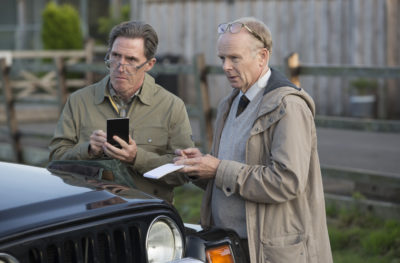 Rob Brydon guest stars in the first film of the second series of McDonald & Dodds on ITV1