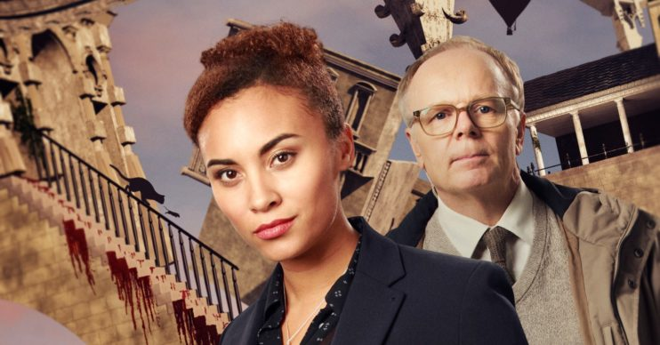 McDonald and Dodds returns for a second series