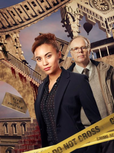 McDonald & Dodds is back for series 3