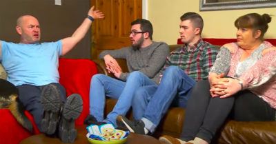 malone family on gogglebox
