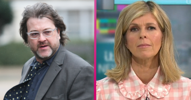 Kate garraway husband