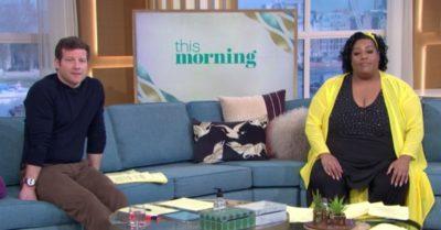 This Morning Alison Hammond