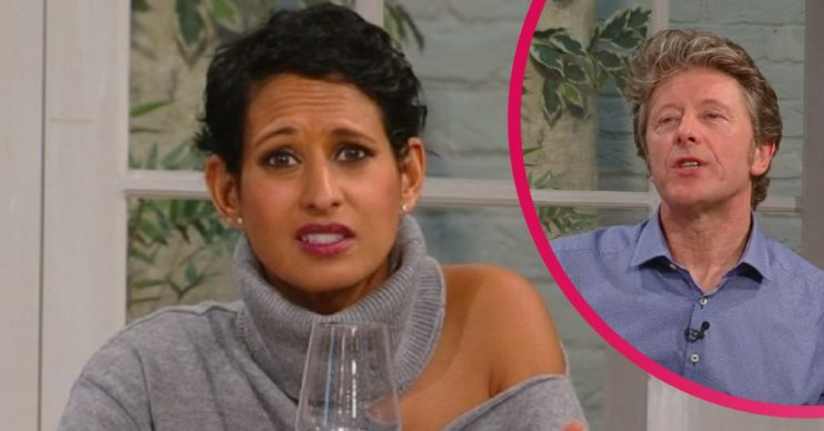 Naga Munchetty Saturday Kitchen Charlie Stayt