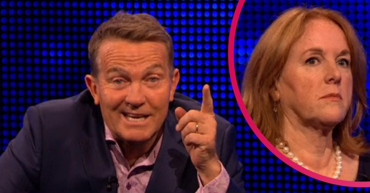 The Chase Bradley Walsh and melanie