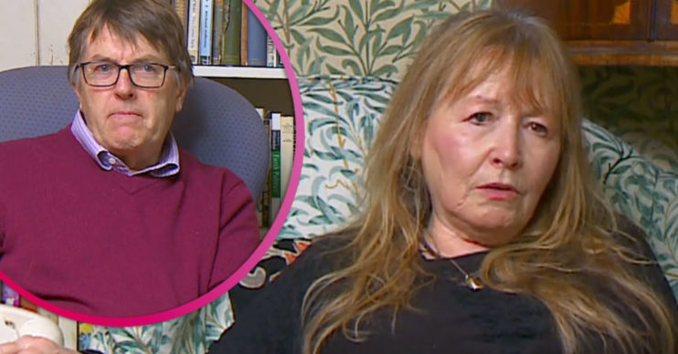 gogglebox 2021 - giles and mary