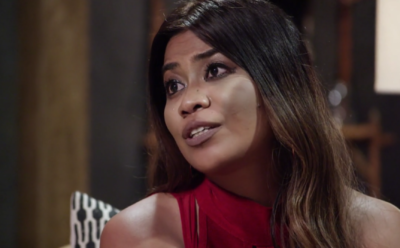 Cyrell delivered an epic putdown on Married At First Sight Australia