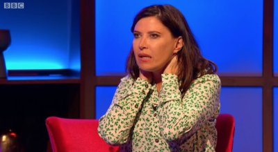 Ronni Ancona was branded as the worst guest ever on House Of Games