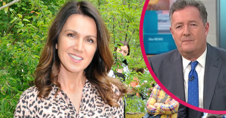 Susanna Reid revealed online trolls reduced her to tears