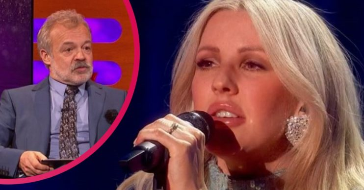 The Graham Norton Show Ellie Goulding