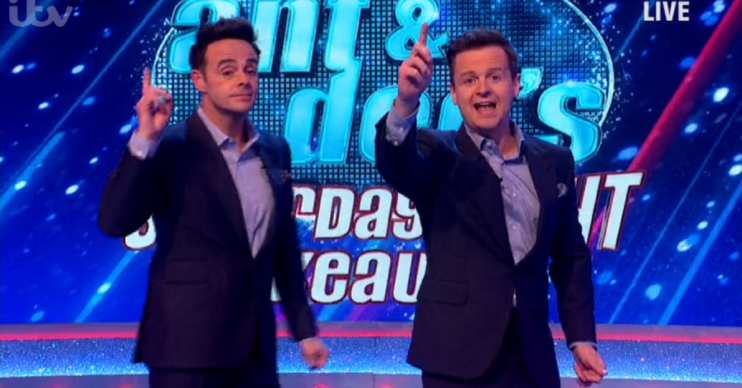 Saturday Night Takeaway 2021