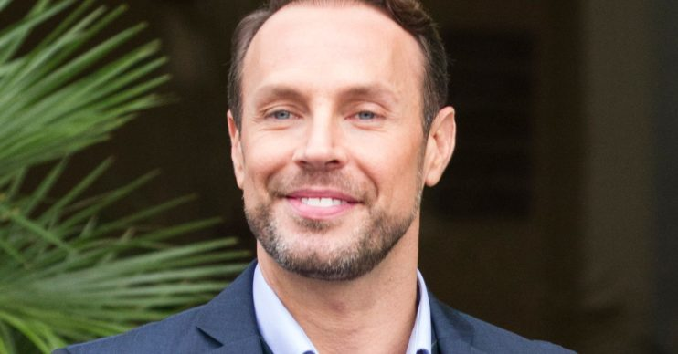 Jason Gardiner blasted Dancing On ice
