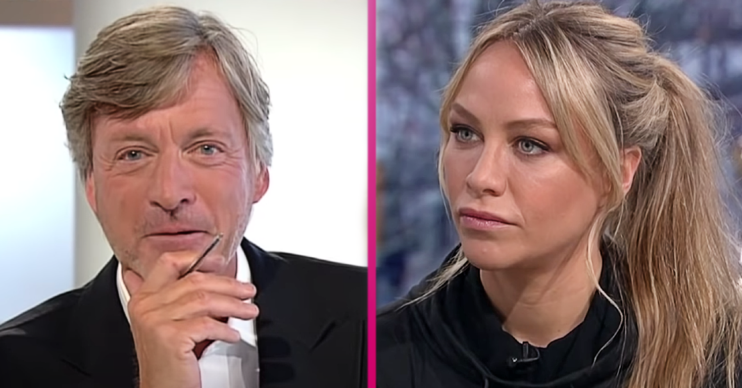 Chloe Madeley has revealed she goes to dad Richard for relationship advice