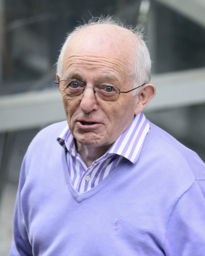 Paul Daniels reportedly left his son out of his will