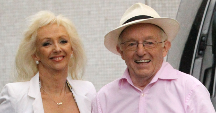 Debbie McGee has reportedly ended her feud with Paul Daniels' son