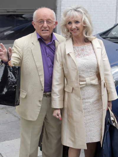 Debbie McGee says she ready to find love again