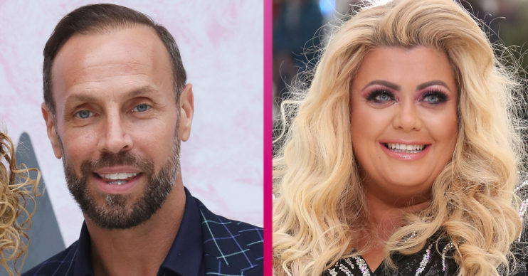Jason Gardiner reignites Dancing On Ice feud with Gemma Collins