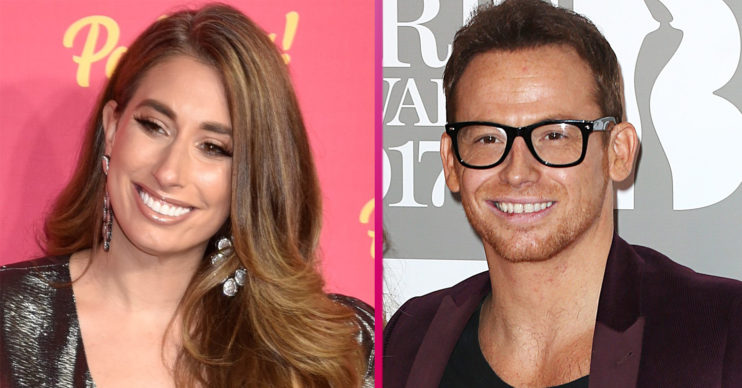 Stacey Solomon confirms wedding date