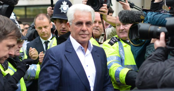 Max Clifford Credit: C4