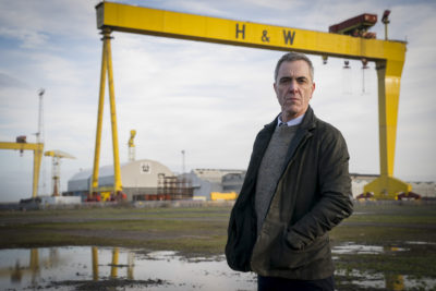 James Nesbitt bbc drama bloodlands