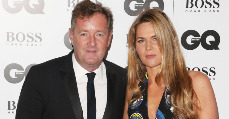 piers Morgan wife