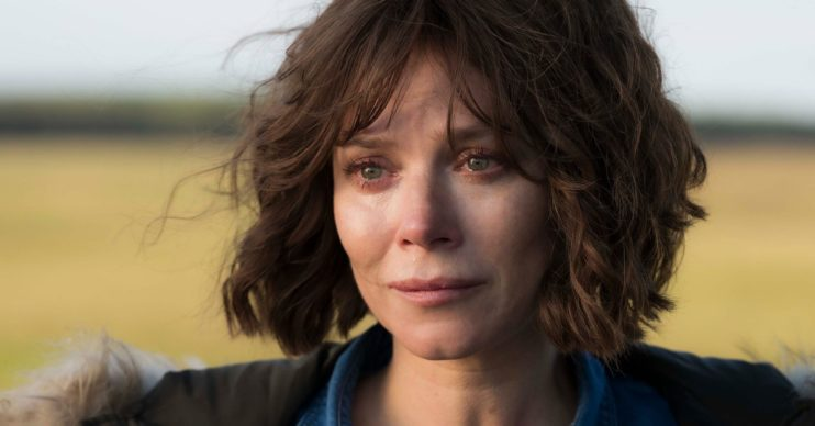 Anna Friel as Marcella on ITV1