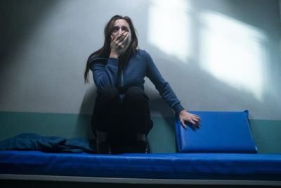 Stacey in jail in Marcella