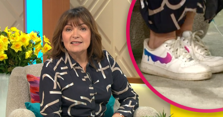 Lorraine fashion today