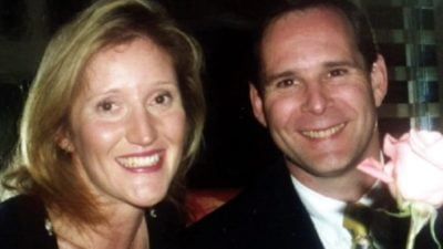 Jane Andrews and boyfriend Tom Cressman