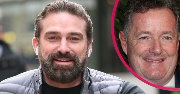 Piers Morgan has leapt to the defence of Ant Middleton after he was fired by Channel 4