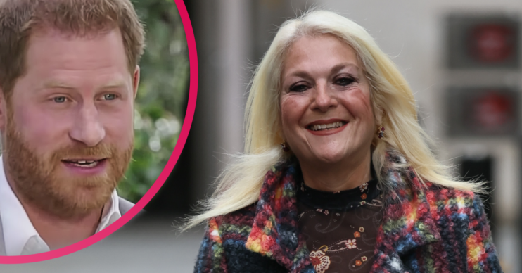 Vanessa Feltz has slammed Prince Harry and Meghan ahead of their Oprah Winfrey interview