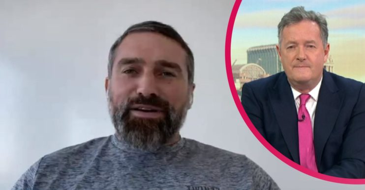 Who Dares Wins Ant Middleton on GMB