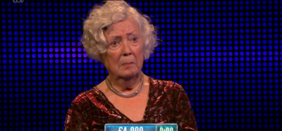 Sandra on The Chase
