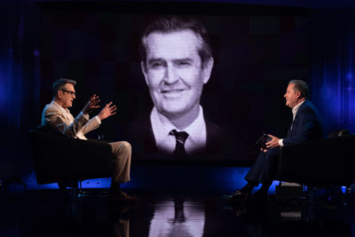Rupert Everett appears on Piers Morgan's Life Stories on ITV