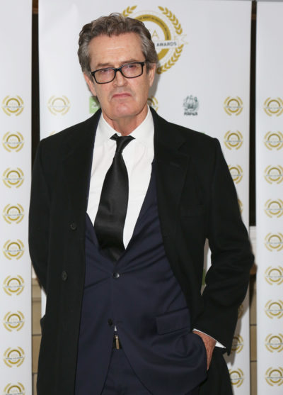 Rupert Everett at the National Film Awards in 2019