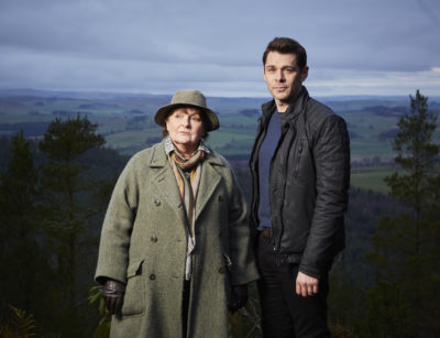 Vera returns to ITV this spring