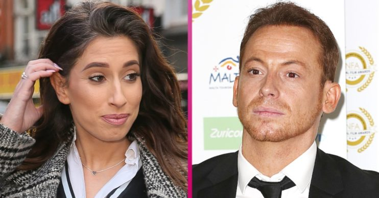 Stacey Solomon wedding to Joe Swash